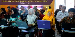 Para Peserta Kunjungan Studi dari Kabupaten Kendal di Kantor PUSPINDES Pemalang. Dokumentasi Tim PUSPINDES.