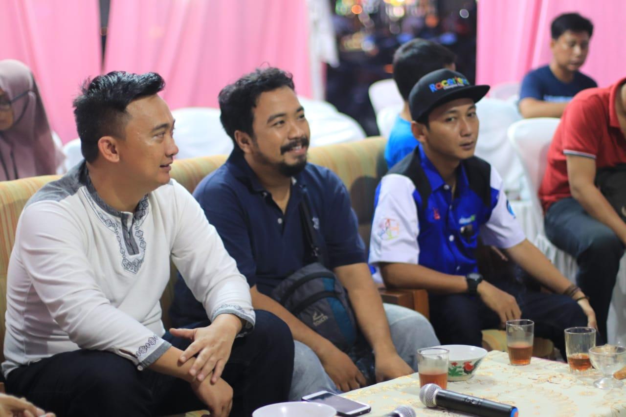 Para peserta terlihat antusias mengikuti diskusi pada Ngabubur-IT Pemalang 2018. Dokumentasi tim PUSPINDES.