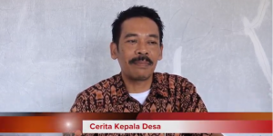 Hartoyo, Kepala Desa Padek Kecamatan Ulujami Kabupaten Pemalang