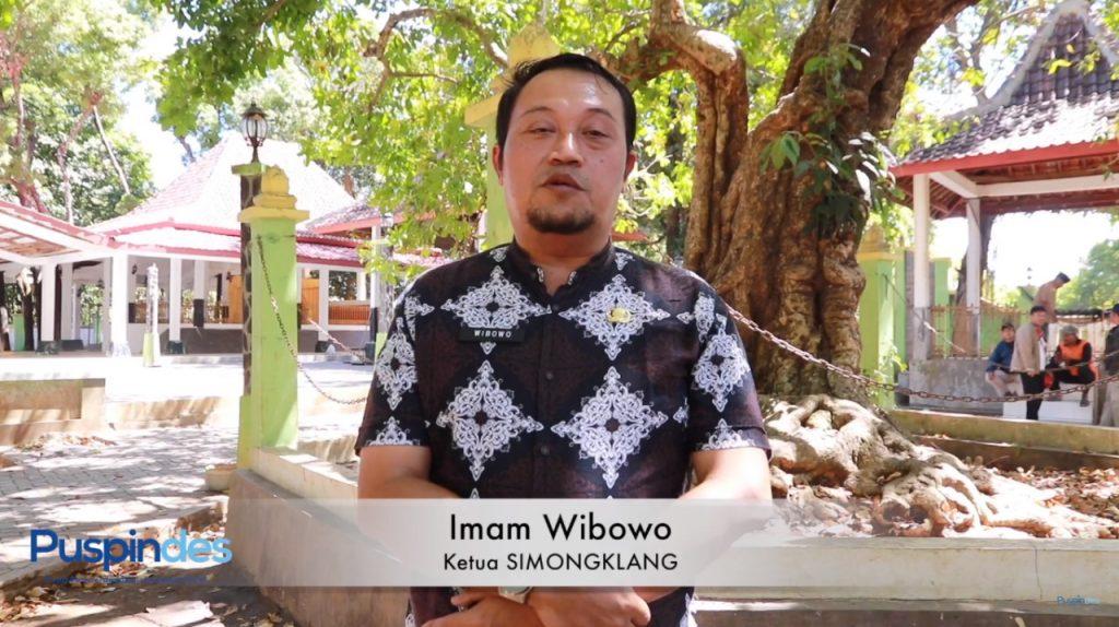Selain sebagai Kepala Desa Beliau juga menjabat sebagai Ketua Simongklang